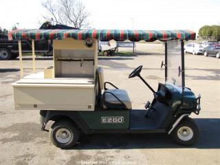 EZ-GO Refreshment Vehicle - Refresher MPT 1200