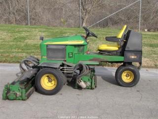 John Deere 2653A Triplex Mower