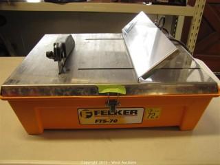 Felker Portable Tile Saw