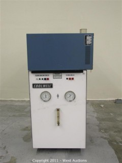 Coolwell Chiller, GS Blue M Lab Oven and Deprag Screw Insert Station