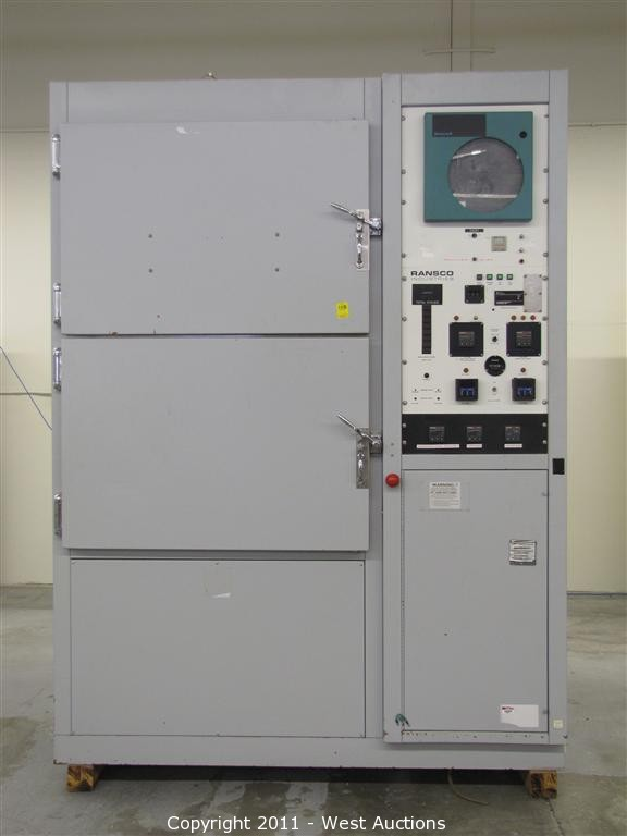 West Auctions - Auction: Semiconductor Test Evaluation