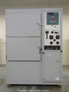 Ransco Thermal Shock Chamber