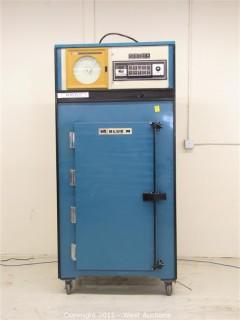Blue M Single Oven Chip Burner