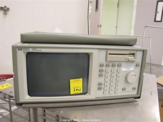 HP 1650B Logic Analyzer