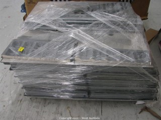 (3) Packages ESD Tile 2' x 2'  (Anti-Static)