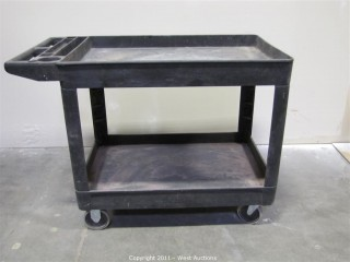 plastic rolling cart west auctions auction solar glass working auction in 24791