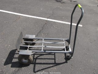 Rolling Metal Cart Dolly