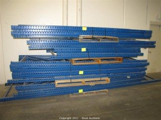 Pallets of Pallet Racking