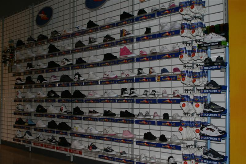 west auctions auction athlete s foot shoe store item contents of