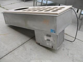 APW Wyott Drop In Refrigerated Food Well - Model CW-4