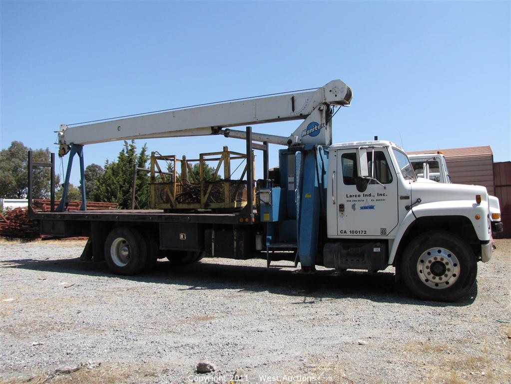 West Auctions - Auction: Steel Manufacturing Company in