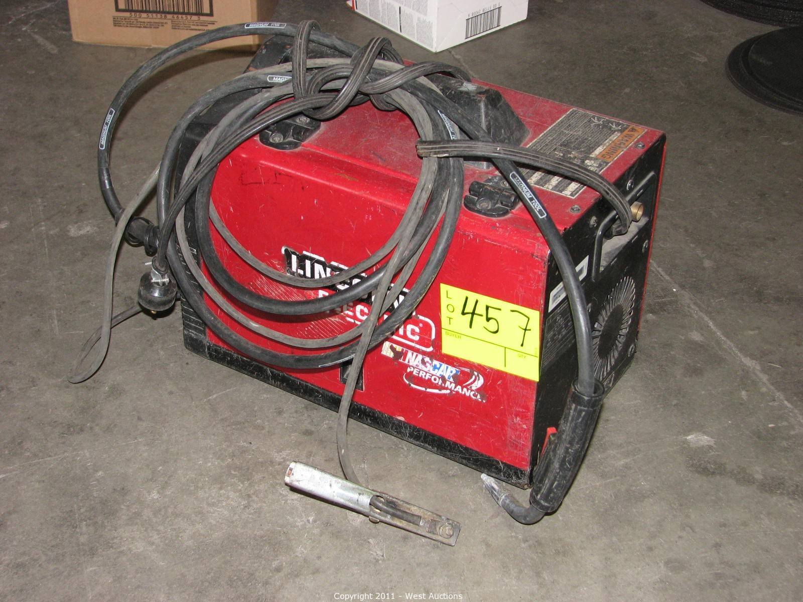 lincoln steel welder shop welding l tools electric product copper superarc wire mild coated mig