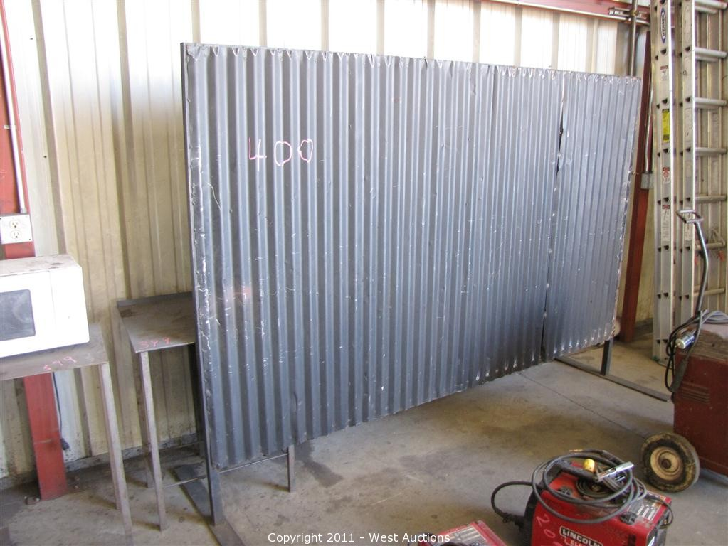 West Auctions - Auction: Steel Manufacturing Company in Gilroy