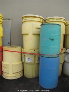 (7) Containment Barrels