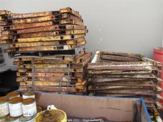 (3) Pallets of Scaffold Brackets