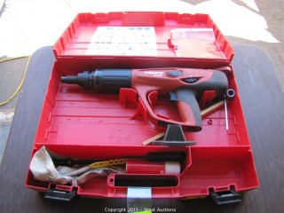 Hilti Powder-Actuated Tool DX460