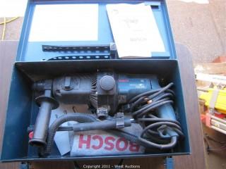 Bosch Bulldog 11221 DVS  SDH plus Rotary Hammer