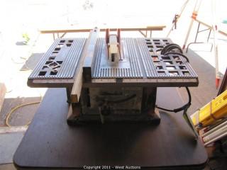 """Makita 10"""" Table Saw - Model 2708"""