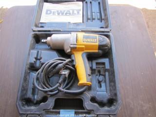 "DeWalt 1/2"" (13mm) Impact Wrench"