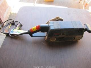Bosch 1274 DVS Belt Sander