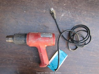 Milwaukee 400 Watt Heat Gun