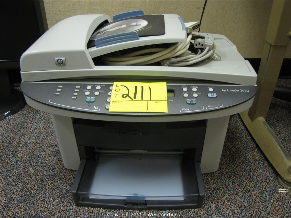 HP 3030 SCANNER DRIVERS