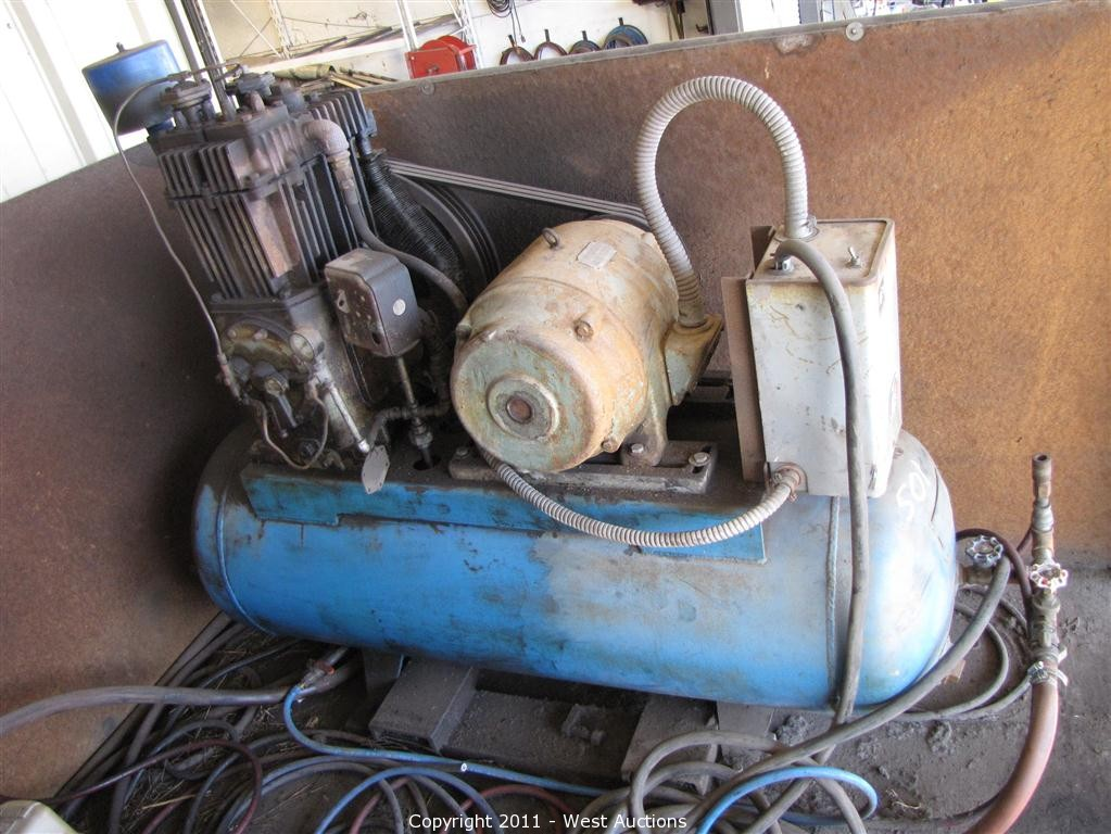 West Auctions - Auction: Liquidation of West Valley Welding