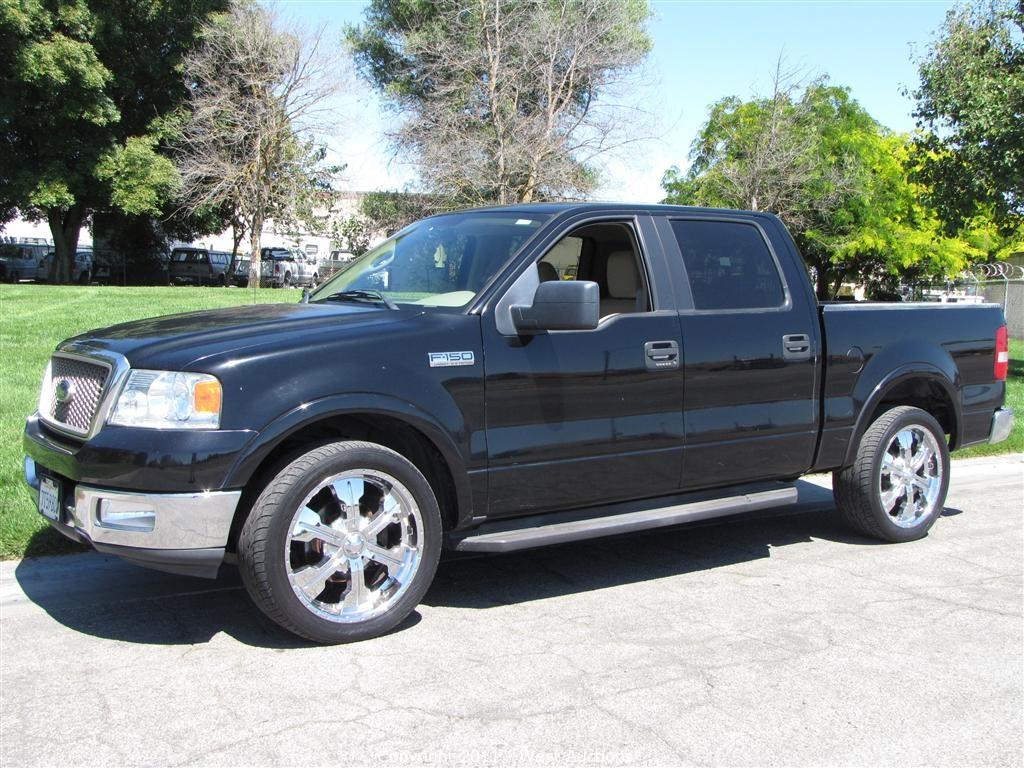 2005 ford f 150 pickup truck