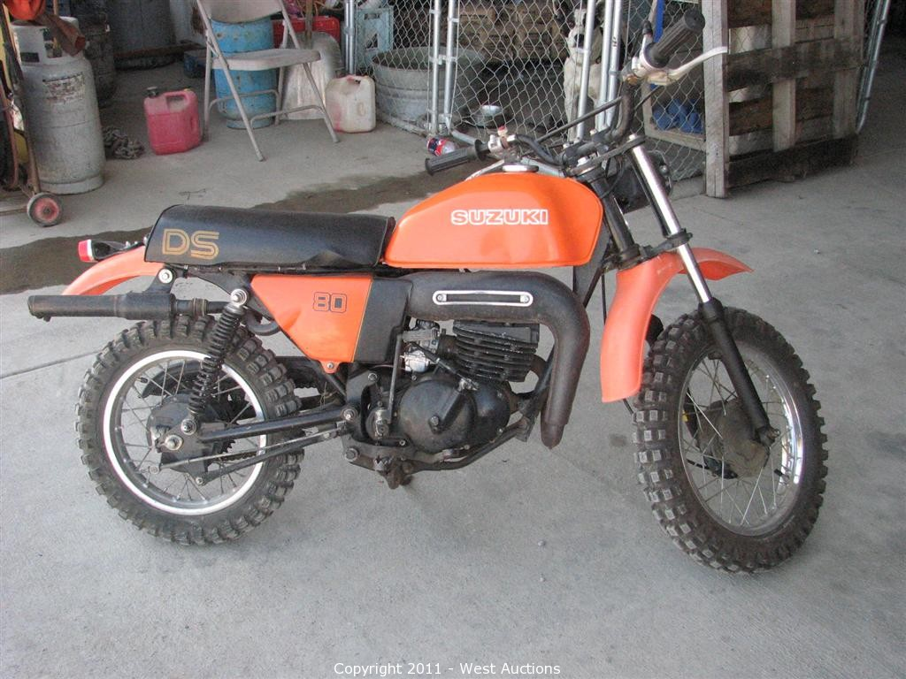 Suzuki Ds 80 Motorcycles for sale - SmartCycleGuide.com