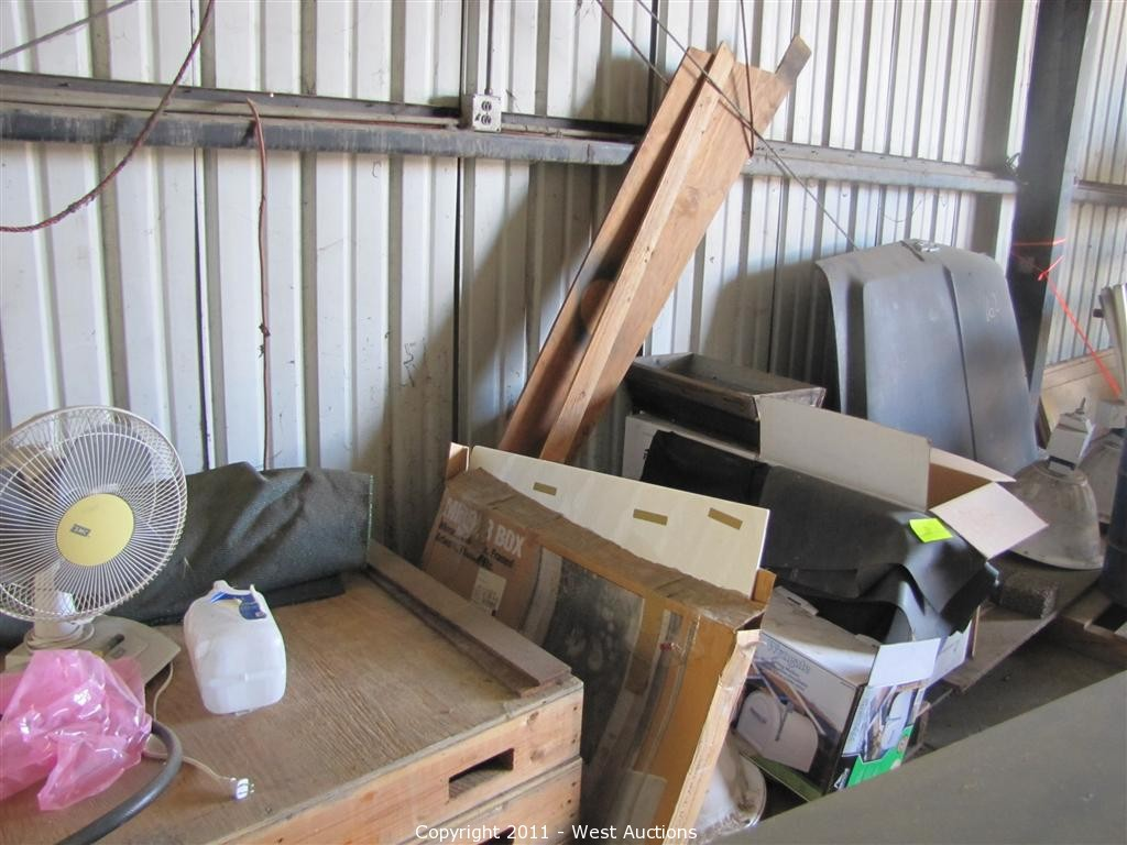 Post auction sale dry mix products in roseville california