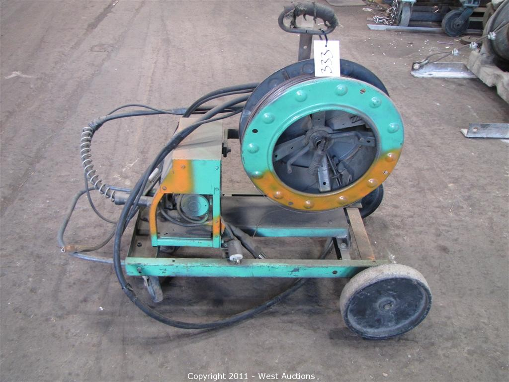 West Auctions - Auction: Metalworking Equipment, Utility Trucks ...
