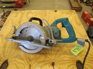 "Makita 7 1/4"" Hypoid Saw"