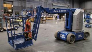 Genie Z-30/20N Boom Lift