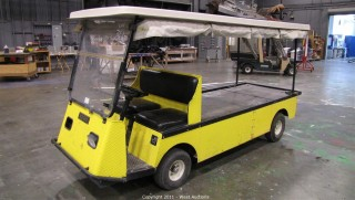 E-Z-Go Industrial 881 Workhorse Cart