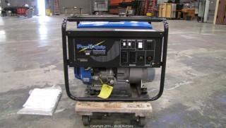 PowR-Quip Contractor Series Industrial Generator