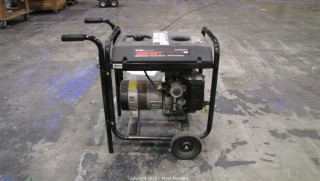 Briggs & Stratton Ex-Cell Electric Generator