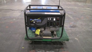 PowR-Quip Industrial  Contractor Series Volts; 120/240Generator