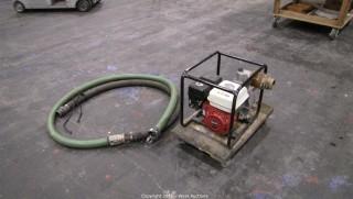 Tsurumi TE-2 Series Centrifugal Pump