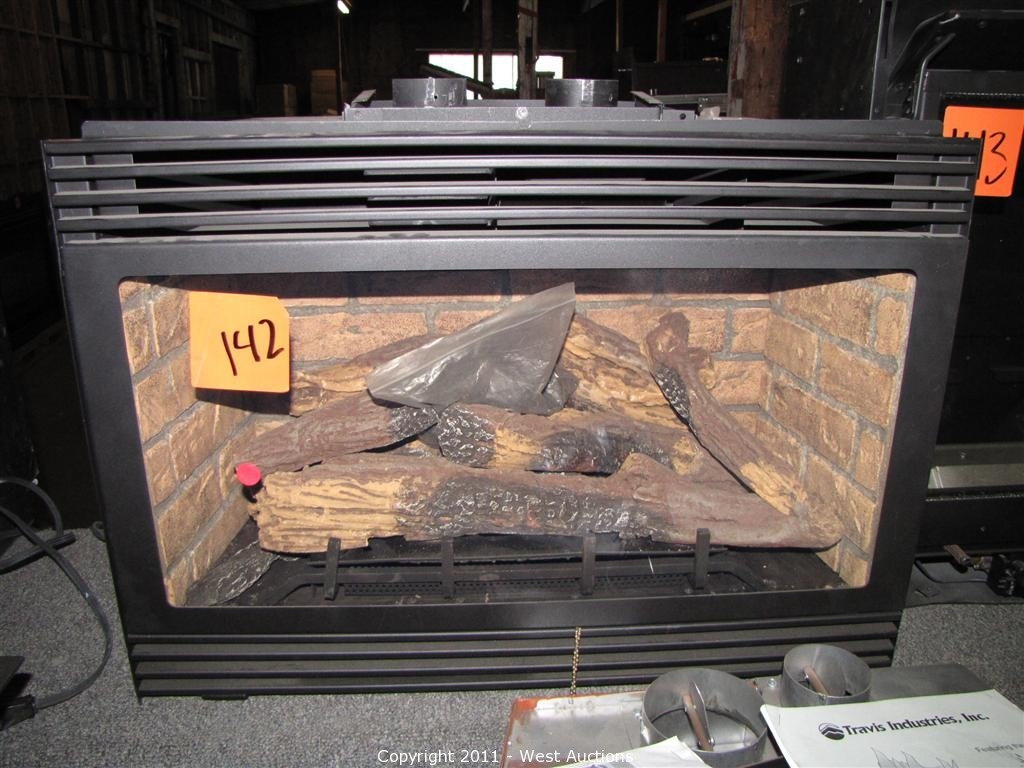 CA ITEM: Intertek Warnock Hersey Vented Gas Fireplace Insert