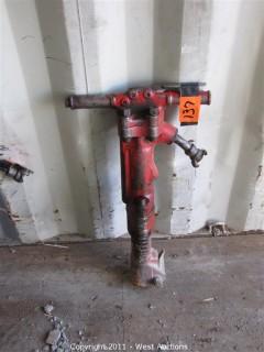 60 lb. Pneumatic Jackhammer