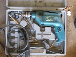 OTool Hammer Drill