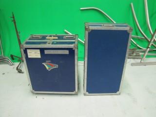 (2) Storage Trunks