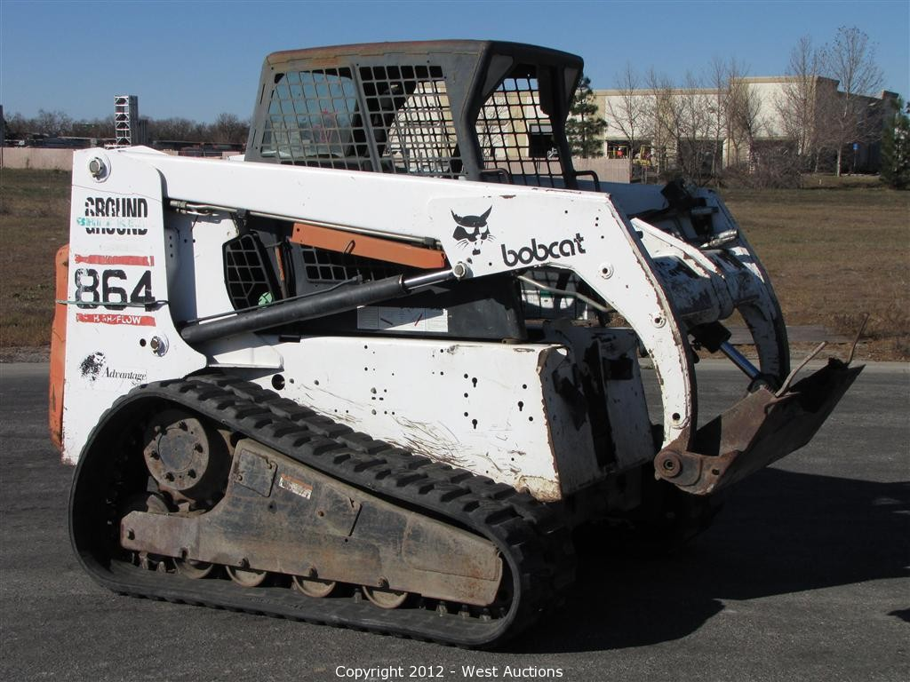 West Auctions - Construction and Agricultural Equipment in