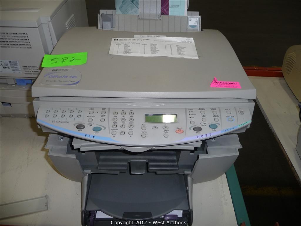 HP OfficeJet G85 Printer Software Download & Setup