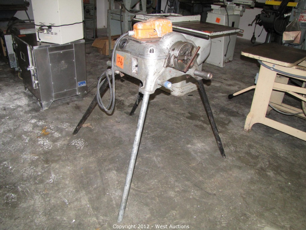 Machine Shop Tools and Equipment & West Auctions - Auction: Machine Shop Tools and Equipment ITEM ...