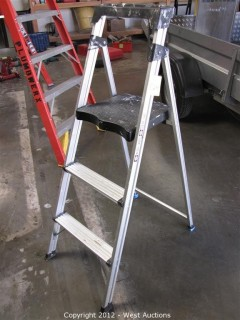 Aluminum 3' Step Stool