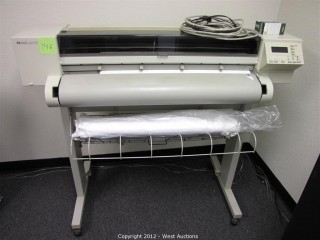 Hewlett Packard DesignJet 600 Printer
