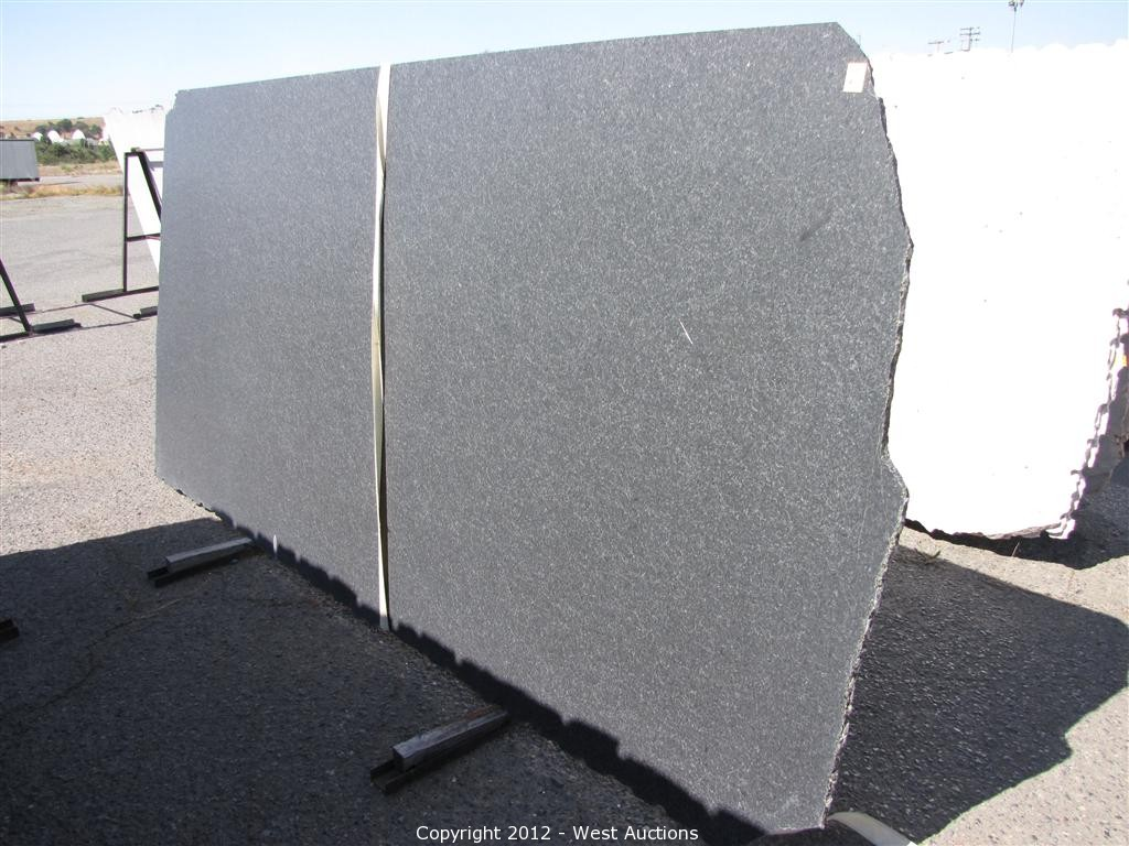 West Auctions Auction Napa Stone Yard Inventory Reduction Item