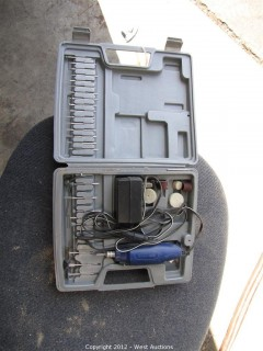 Rotary Tool in Case
