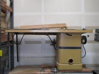 Powermatic 6' Cabinet Saw